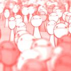 Minorías vocales y mayorías pobres