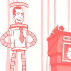 Políticos robóticos