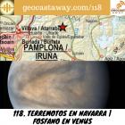 118. Terremotos en Navarra   Fosfanos en Venus