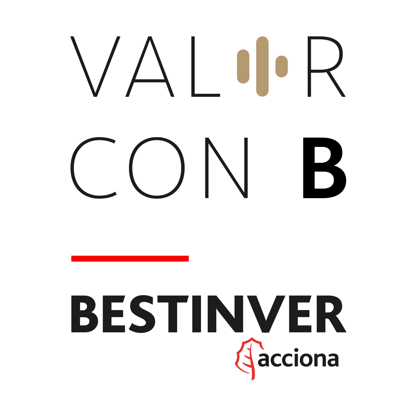 Valor con B