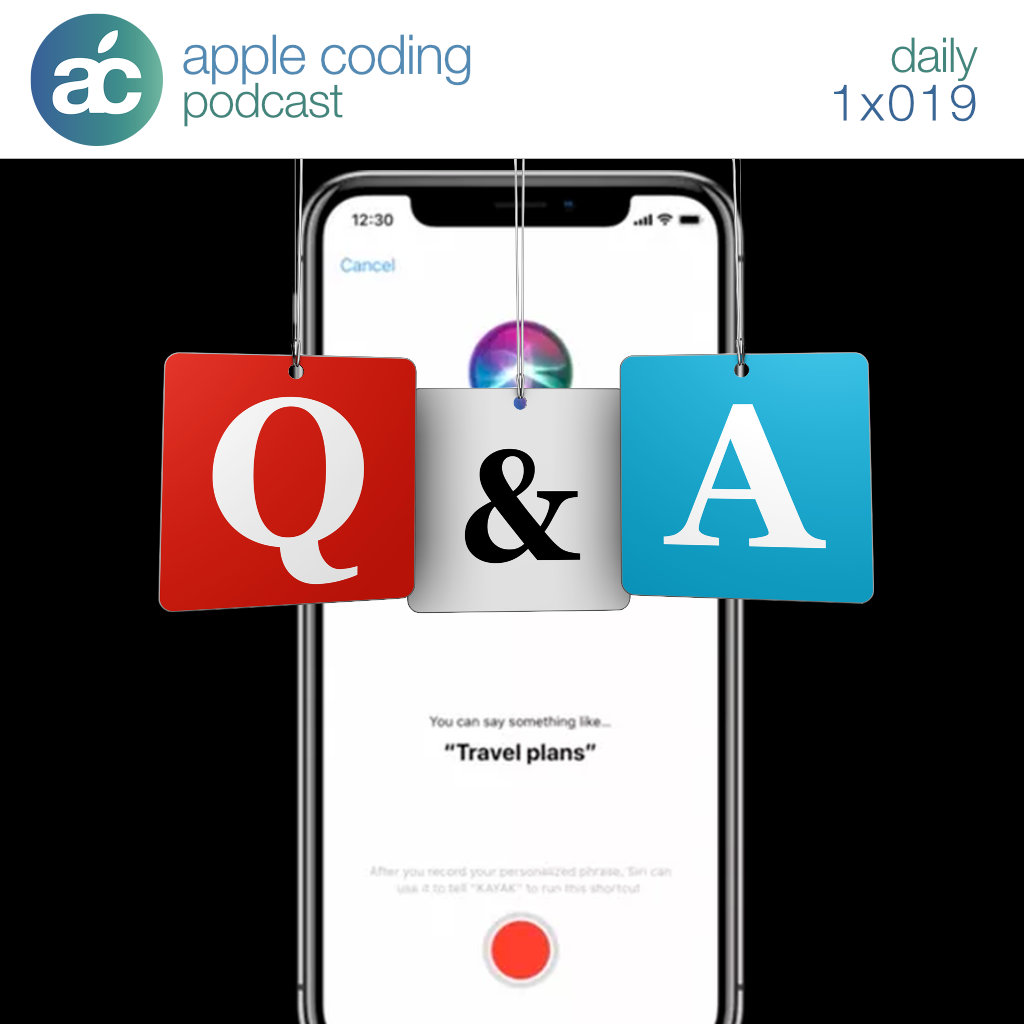 Q&A: Siri Shortcuts, Bluetooth 5 y Swift en Android from