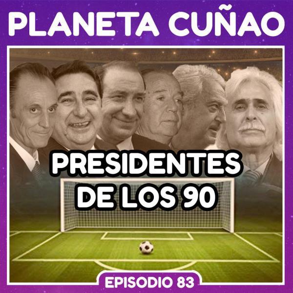 Presidentes de los 90