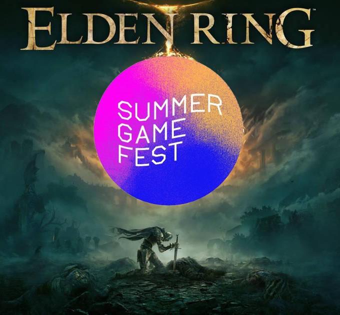Summer Game Fest  ¡¡¡¡ ELDEN RING  !!!!