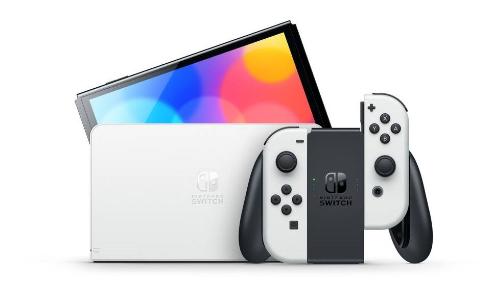 Nintendo Switch Oled: Anunciada una nueva revisión de la consola de Nintendo.