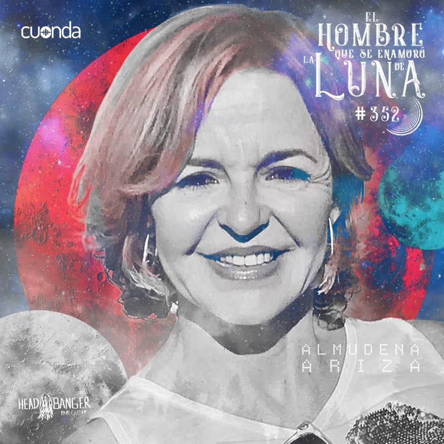 ALMUDENA ARIZA #LUNA352